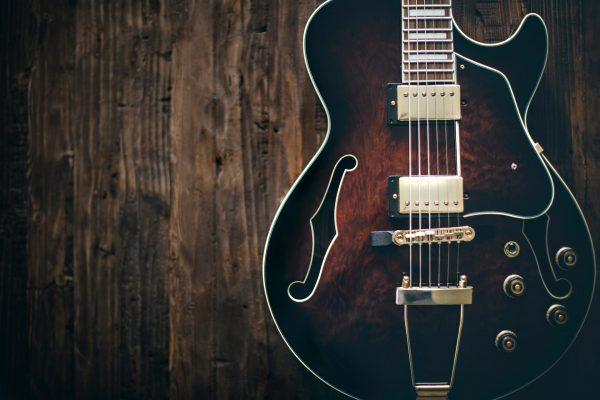 electric guitar, jazz guitar, guitar setup, luthier